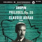 Claudio Arrau Plays Chopin Préludes von Claudio Arrau
