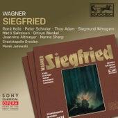 Wagner: Siegfried de Marek Janowski