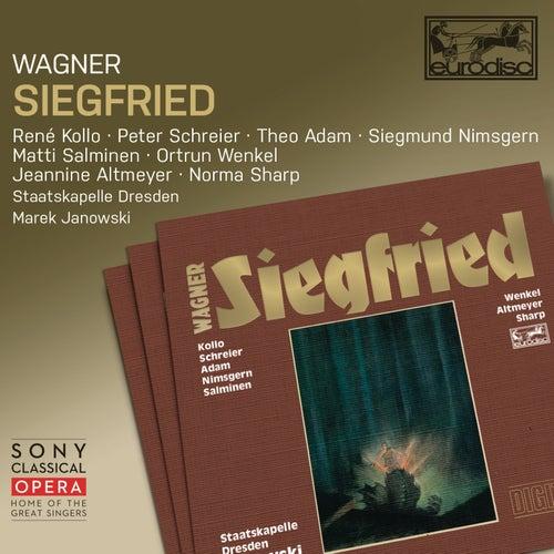 Wagner: Siegfried by Marek Janowski