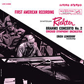 Brahms: Concerto for Piano and Orchestra No. 2 in B-Flat Major, Op. 83 (Remastered) by Sviatoslav Richter