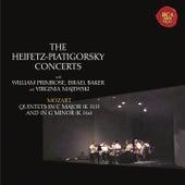 Mozart: String Quintets No. 3 in C Major, K. 515 & No. 4 in G Minor, K. 516 - Heifetz Remastered by Gregor Piatigorsky