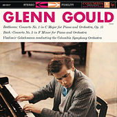 Beethoven: Piano Concerto No. 1 in C Major, Op. 15 - Bach: Keyboard Concerto No. 5 in F Minor, BWV 1056 ((Gould Remastered)) by Glenn Gould