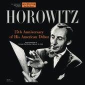 Vladimir Horowitz live at Carnegie Hall - 25th Anniversary of His American Debut, Silver Jubilee Recital (February 25, 1953) by Vladimir Horowitz