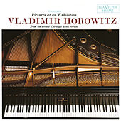 Mussorgsky: Pictures at an Exhibition (from an actual Carnegie Hall Recital) de Vladimir Horowitz