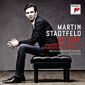 Mozart: Piano Concertos Nos. 1 & 9, Pieces from London Sketchbook by Martin Stadtfeld
