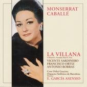 La Villana de Montserrat Caballé