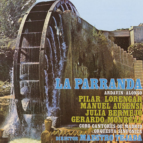La Parranda by Nicasio Tejada