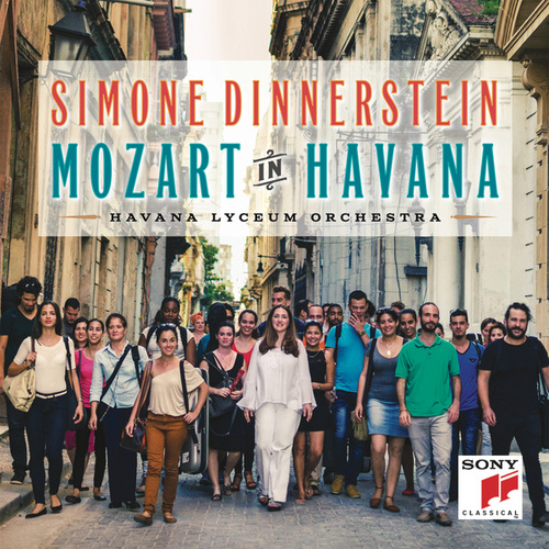 Piano Concerto No. 23 in A Major, K. 488/II. Adagio by Simone Dinnerstein