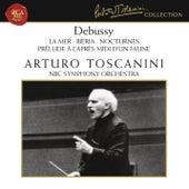Debussy: La Mer, Prélude à l'après midi d'un faune, Ibéria & Nocturnes by Arturo Toscanini