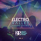 Electro Valley (25 Crazy Festival Tunes), Vol. 3 by Various Artists