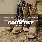 All-Time Great Country Songs de Various Artists