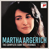 Martha Argerich - The Complete Sony Recordings de Martha Argerich
