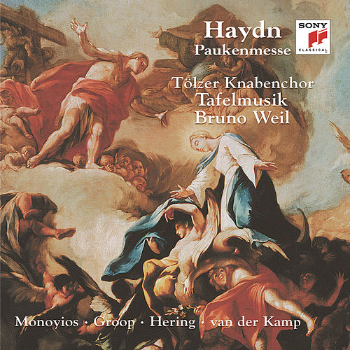 Haydn: Paukenmesse by Bruno Weil