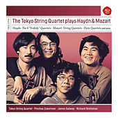 The Tokyo String Quartet Plays Haydn and Mozart by Various Artists