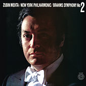 Brahms: Symphony No. 2 in D Major, Op. 73 by New York Philharmonic