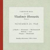 Vladimir Horowitz live at Carnegie Hall - Recital November 24, 1968: Haydn, Schumann, Rachmaninoff, Debussy, Liszt, Chopin & Moszkowski by Various Artists