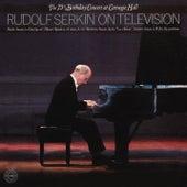Rudolf Serkin - The 75th Birthday Concert at Carnegie Hall, December 15, 1977 von Rudolf Serkin