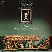 Händel: Suites for Harpsichord Nos. 1-4, HWV 426-429 ((Gould Remastered)) by Glenn Gould