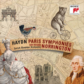 Haydn: The Paris Symphonies von Sir Roger Norrington