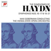 Haydn: Symphonies Nos. 16-17 & 19-21 by Max Goberman