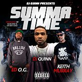 Summa Time by D.J.Quinn