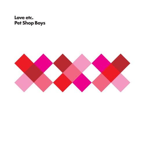Love etc. (remixes) by Pet Shop Boys