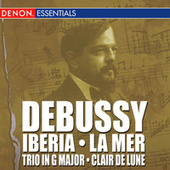 Debussy: Images II - La Mer - Trio in G for Piano by Various Artists