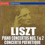 Liszt: Piano Concertos 1, 2 - Concerto Pathétique by Various Artists