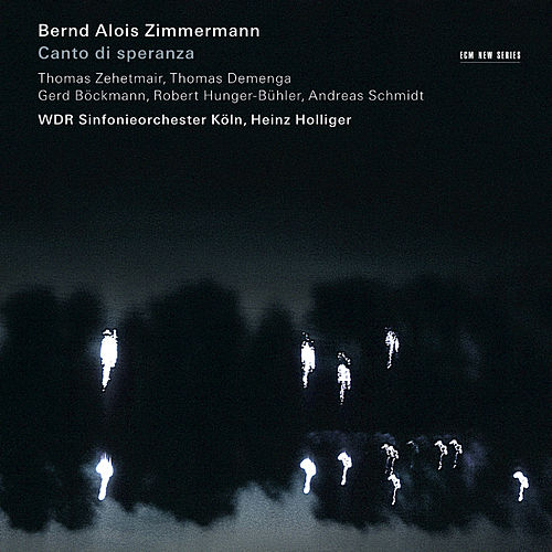 Zimmermann: Canto Di Speranza by Various Artists