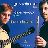 SCHOCKER, G.: Dream Travels / MACHADO, C.: Musiques populaires bresiliennes / BARTOK, B.: Romanian Folk Dances (Schocker, Vieaux) de Jason Vieaux