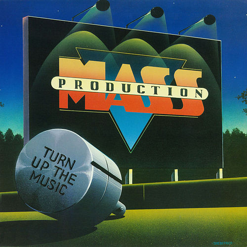 Turn Up The Music by Mass Production