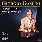 L' Integrale - Cd N° 1 - Cd N° 2 by Giorgio Gaslini