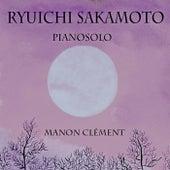 Ryuichi Sakamoto (Pianosolo) by Manon Clément