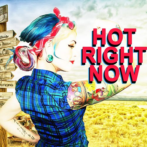 Hot Right Now (Turn It up Right Now) de Vita Laura