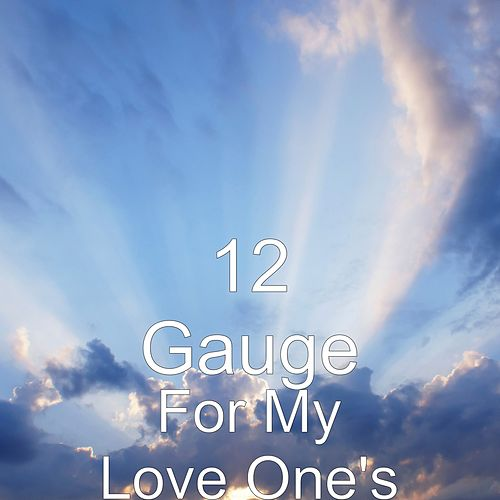 For My Love One's by 12 Gauge