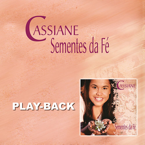 cd completo cassiane para sempre playback
