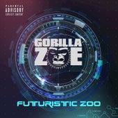 Futuristic Zoo von Gorilla Zoe