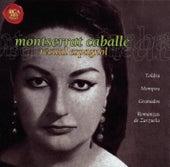 Recital Espagñol de Montserrat Caballé