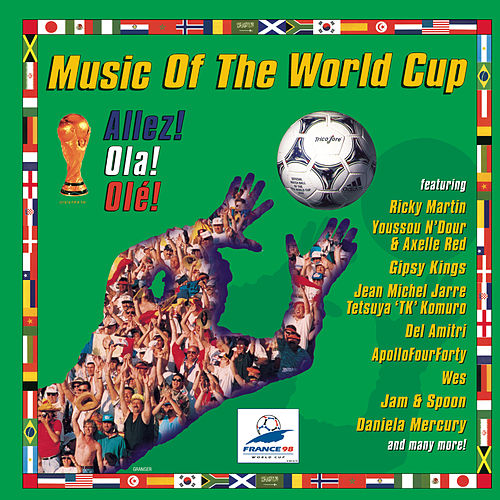 Music Of The World Cup by Various Artists
