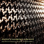 Shortcut to Wonderland Underworld - Deep Electronic Underground Dub Techno, Chill House Ambient by Various Artists