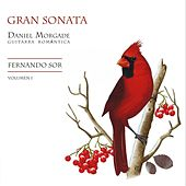 Fernando Sor: Gran Sonata, Vol. I by Daniel Morgade