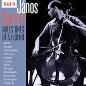Milestones of a Legend - Janos Starker, Vol. 4 by Janos Starker