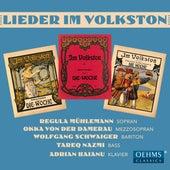 Lieder im Volkston by Various Artists