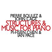Structures & Music for Piano de Ian Pace