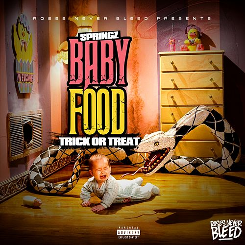Baby Food (Trick or Treat) by Springz