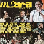 Música Brasileira, Vol. 1 (Ao Vivo) by Various Artists