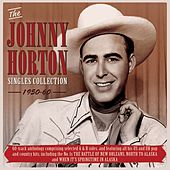 The Johnny Horton Singles Collection 1950-60 de Various Artists