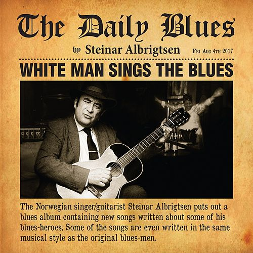 The Daily Blues by Steinar Albrigtsen
