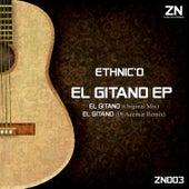 El Gitano EP van Various