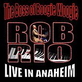 Live in Anaheim by Rob Rio